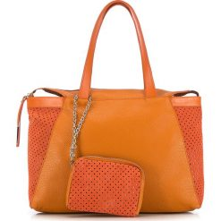 Shopper bag damskie: Torebka damska 82-4E-007-6