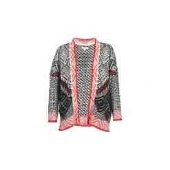 Swetry rozpinane / Kardigany Billabong  INIKA. Czarne kardigany damskie marki Billabong, l. Za 351,20 zł.