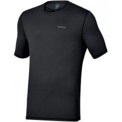 Koszulki do fitnessu męskie: Odlo Koszulka Sportowa Aksel Black Xxl