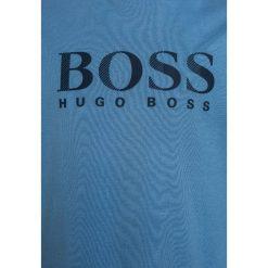 BOSS Kidswear Bluzka z długim rękawem himmelblau. Niebieskie bluzki dziewczęce bawełniane marki BOSS Kidswear. Za 169,00 zł.