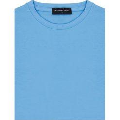 T-shirt NICODEMO TSNS000002. Niebieskie t-shirty męskie Giacomo Conti, na lato, m, z bawełny. Za 79,00 zł.