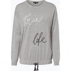 More & More - Sweter damski, szary. Szare swetry oversize damskie More & More. Za 299,95 zł.