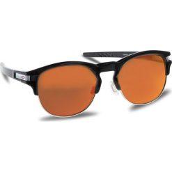 Okulary przeciwsłoneczne OAKLEY - Latch Key OO9394-0452 Polished Black Ink/Prizm Ruby. Czarne okulary przeciwsłoneczne męskie aviatory Oakley, z tworzywa sztucznego. W wyprzedaży za 549,00 zł.