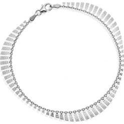 Biżuteria i zegarki damskie: Wspaniała Srebrna Bransoletka - srebro 925