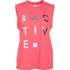 T-shirty damskie: B ACTIVE by Beachlife BOXER Tshirt z nadrukiem hibiscus