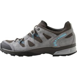 Buty sportowe damskie: Lowa PHOENIX Obuwie hikingowe grau