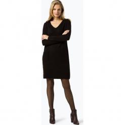 S.Oliver Casual - Sukienka damska, czarny. Czarne sukienki dzianinowe s.Oliver Casual, na co dzień, s, casualowe. Za 259,95 zł.