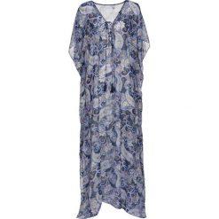 Sukienki: Sukienka plażowa bonprix niebiesko-lila