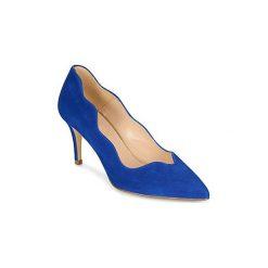 Czółenka Fericelli  GLORY. Niebieskie czółenka Fericelli. Za 307,30 zł.
