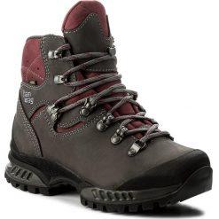 Buty trekkingowe damskie: Trekkingi HANWAG - Tatra II Lady Gtx GORE-TEX 200101-64356 Asphalt/Dark Garnet