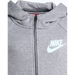 Nike Performance MODERN Bluza rozpinana carbon heather/carbon heather/glacier blue. Szare bluzy dziewczęce rozpinane marki Nike Performance, z bawełny. W wyprzedaży za 167,30 zł.