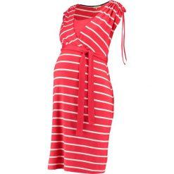 Sukienki hiszpanki: Noppies Sukienka z dżerseju coral