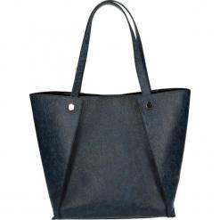 Torba - 4-285-O L BLU. Szare torebki klasyczne damskie Venezia, ze skóry. Za 399,00 zł.