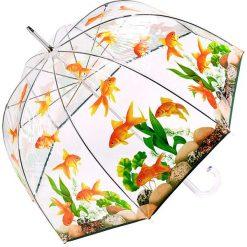 """Parasole: Parasol """"Goldfish Habitat"""" ze wzorem"""