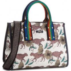 Torebka FURLA - Erica 962092 B BOW3 H83 Toni Petalo/Onyx. Szare torebki klasyczne damskie marki Furla, z materiału. W wyprzedaży za 1319,00 zł.