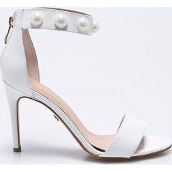 Solo Femme - Sandały. Czarne sandały damskie marki Mohito, na obcasie. W wyprzedaży za 239,90 zł.
