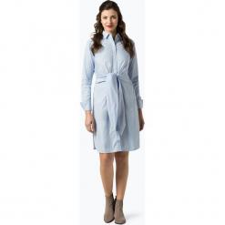 BOSS Casual - Sukienka damska – Cooli, niebieski. Niebieskie sukienki na komunię BOSS Casual, na co dzień, casualowe, koszulowe. Za 849,95 zł.