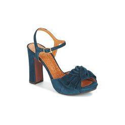 Sandały Chie Mihara  CACTUS. Niebieskie sandały damskie Chie Mihara. Za 1079,20 zł.