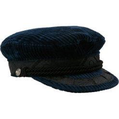 Zadig & Voltaire COUER Kapelusz navy. Niebieskie kapelusze damskie marki FORCLAZ, z bawełny. Za 609,00 zł.