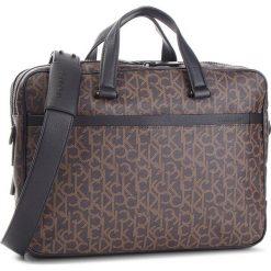 Torba na laptopa CALVIN KLEIN - Ck Mono Laptop Bag E K50K504080 225. Brązowe torby na laptopa marki Calvin Klein, ze skóry ekologicznej. Za 799,00 zł.