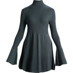 Sukienki: Vero Moda VMNORWALK GLORY SHORT DRESS Sukienka dzianinowa green gables
