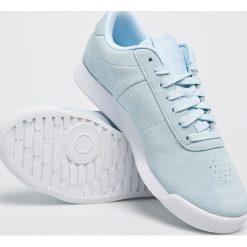 Reebok Classic - Buty Princess Lthr. Szare buty sportowe damskie reebok classic Reebok Classic, z gumy. W wyprzedaży za 279,90 zł.