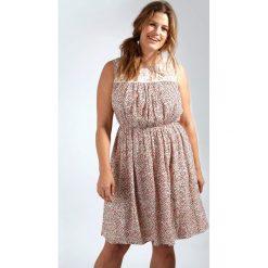 Sukienki hiszpanki: Sukienka