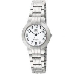 Zegarek Q&Q Damski Biżuteryjny Q699-204 srebrny. Szare zegarki damskie Q&Q, srebrne. Za 109,00 zł.