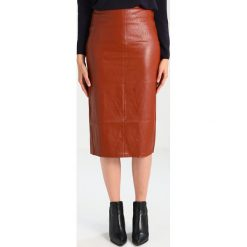 Spódniczki ołówkowe: Aaiko Spódnica ołówkowa  terracota