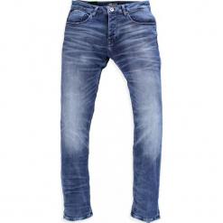 """Dżinsy """"Boyer"""" w kolorze niebieskim. Niebieskie spodnie chłopięce marki Cars Jeans. W wyprzedaży za 77,95 zł."""