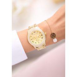 Złoty Zegarek A Blue Song. Żółte zegarki damskie other, złote. Za 59,99 zł.