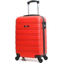 """Walizki: Walizka """"Bilbao"""" w kolorze czerwonym – 35 x 48 x 21 cm"""