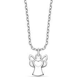 Łańcuszki damskie: Unikalny Wisiorek Srebrny – srebro 925