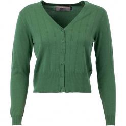 """Kardigan """"Into My Arms"""" w kolorze zielonym. Zielone kardigany damskie 4funkyflavours Women & Men, l. W wyprzedaży za 181,95 zł."""