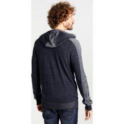 Swetry rozpinane męskie: s.Oliver RED LABEL Kardigan storm blue melange