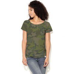 Colour Pleasure Koszulka damska CP-034  35 zielona r. XL-XXL. T-shirty damskie Colour pleasure, xl. Za 70,35 zł.