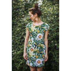 Sukienki: Sukienka BIAŁA