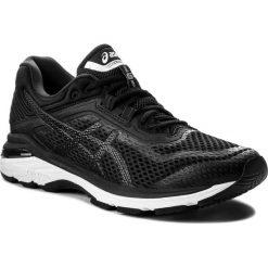 Buty ASICS - GT-2000 6 T805N Black/White/Carbon 9001. Czarne buty do biegania męskie Asics, z materiału. W wyprzedaży za 399,00 zł.