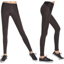Spodnie damskie: Bas Black Legginsy damskie Activella czarne r. L (BB7702)