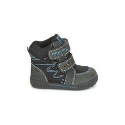 Śniegowce Dziecko Primigi  PRIGT 8553 GORE-TEX. Szare buty zimowe chłopięce Primigi, z gore-texu. Za 231,20 zł.