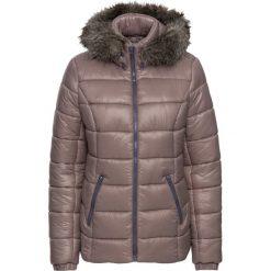 Kurtka zimowa bonprix brązowy. Brązowe kurtki damskie zimowe marki QUECHUA, m, z materiału. Za 149,99 zł.