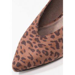 Buty ślubne damskie: Bullboxer Czółenka brown
