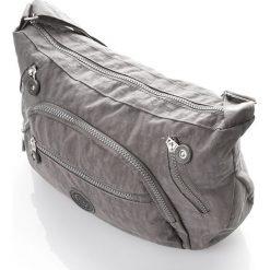 Beżowa lekka damska torebka listonoszka na ramię. Brązowe listonoszki damskie Bag Street, w paski, na ramię. Za 59,90 zł.