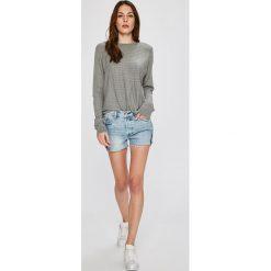 Swetry oversize damskie: Jacqueline de Yong - Sweter Blues