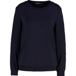 Bluzy rozpinane damskie: BOSS Orange TERFLOWI Bluza dark blue