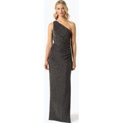 Apriori - Damska sukienka wieczorowa, czarny. Niebieskie sukienki asymetryczne marki Apriori, l. Za 449,95 zł.