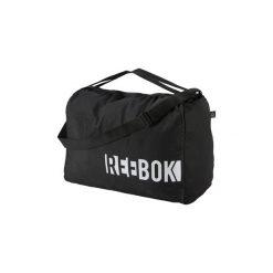 Torby sportowe Reebok Sport  Torba Foundation Grip. Czarne torby podróżne Reebok Sport. Za 149,00 zł.