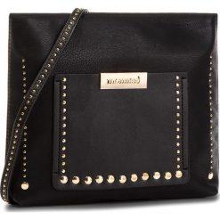 Torebka MONNARI - BAG9590-020 Black. Czarne torebki klasyczne damskie Monnari, ze skóry ekologicznej. W wyprzedaży za 139,00 zł.