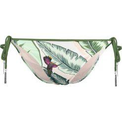 Bikini: Seafolly PALM BEACH BRAZILIAN TIE SIDE Dół od bikini moss