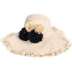 Kapelusz damski Tropicana beżowy. Brązowe kapelusze damskie marki Art of Polo. Za 61,09 zł.